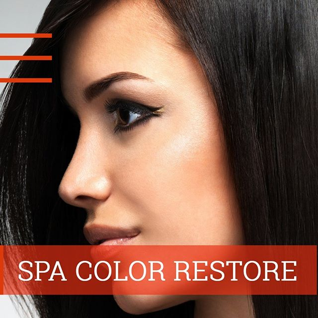 SPA COLOR RESTORE